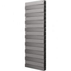 Радиатор Royal Thermo Piano Forte Tower Silver Satin 18 секций