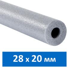 Утеплитель для труб 28 х 20 мм