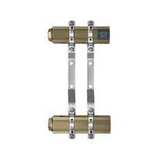 Коллектор для отопления на 10 контуров KAN-therm серия 81