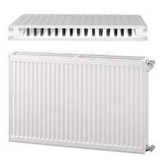 Стальной радиатор для отопления Kermi FKO 110507