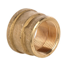 "Муфта переходная латунная 1""1/2 х 1""1/4 General Fittings"