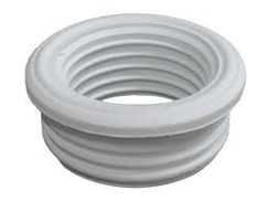 Манжета резиновая переходная 50 х 25 мм (белая) Польша