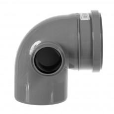 Угол внутренний Armakan 110 х 50 мм 90° с отводом слева