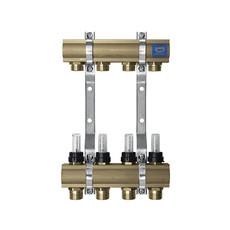 Коллектор для теплого пола на 3 контура KAN-therm серия 55А