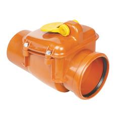 Обратный клапан для канализации 110 мм Armakan