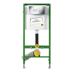 Инсталляция для подвесного унитаза Viega Eco с кнопкой 713386