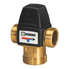 """Термостатический смесительный клапан 3/4"""" НР 20-43°C VTA322 ESBE"""