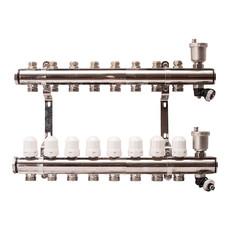 Гребенка для радиаторного отопления APE на 8 выходов