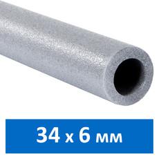 Утеплитель для труб 34 х 6 мм