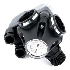 Реле давления со встроенным манометром PM5-3W Italtecnica