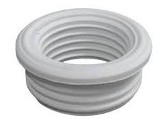 Манжета резиновая переходная 40 х 25 мм (белая) Польша