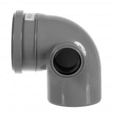 Угол внутренний Armakan 110 х 50 мм 90° с отводом справа