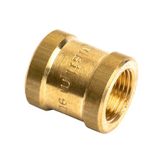 "Муфта латунная 1/4"" General Fittings"