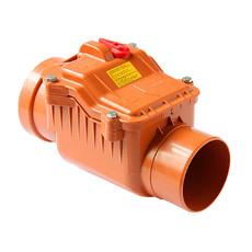 Обратный клапан для канализации 160 мм Pestan