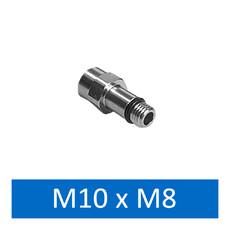 Адаптер переходной M10 х M8 для шланга к смесителю Tucai