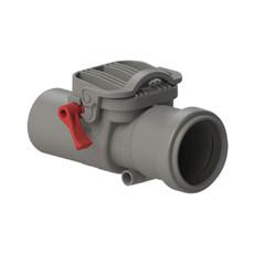 Обратный клапан для внутренней канализации 50 мм Pestan