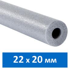 Утеплитель для труб 22 х 20 мм