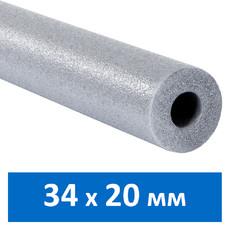Утеплитель для труб 34 х 20 мм