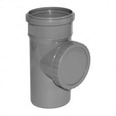 Ревизия для внутренней канализации 110 мм Wavin