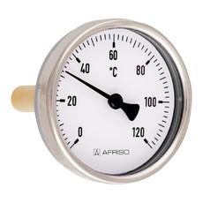 Термометр погружной для отопления до 120° С 63 мм со стержнем 63 мм Afriso