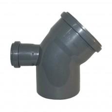 Угол внутренний Armakan 110 х 50 мм 45° с отводом сзади