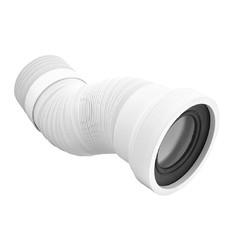 Гофра с мажетой для унитаза WC-F23 R McALPINE