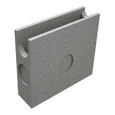 Пескоуловитель бетонный Basic 500 х 140 х 385 мм Standartpark