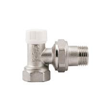 """Запорный клапан для радиатора угловой 1/2"""" Itap 396"""