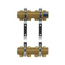 Коллектор для отопления KAN-therm 74 на 12 контуров