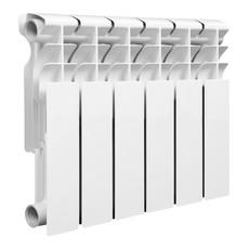 Алюминиевый радиатор отопления EKO AL 500/80 Lammin