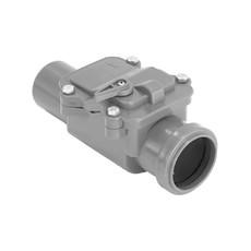 Обратный клапан для канализации 50 мм OSTENDORF