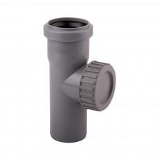 Ревизия для внутренней канализации 50 мм Wavin