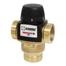 """Термостатический смесительный клапан 1 1/4"""" НР 20-43°C VTA572 ESBE"""
