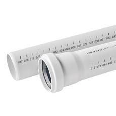 Труба для внутренней канализации 32 х 500 мм Wavin