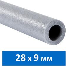 Утеплитель для труб 28 х 9 мм
