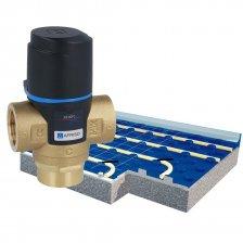 Термостатические смесительные клапаны ATM для теплого пола 20-43
