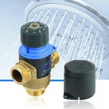 ермостатические смесительные клапаны ATM для ГВС 35-60С