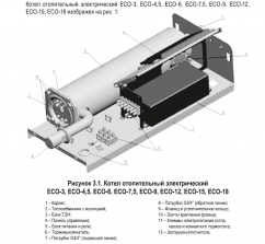 Котел электрический Lemax ECO-9