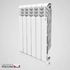 Алюминиевый радиатор REVOLUTION 500/80 Royal Thermo
