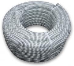 Шланг ПВХ Томифлекс Фуд армированный жесткой спиралью